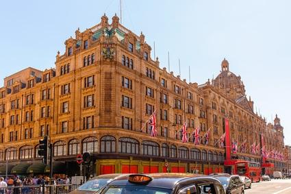 Harrods - Das berühmte Kaufhaus in London