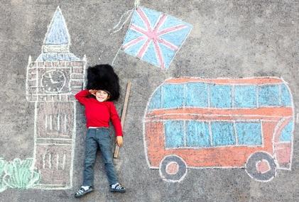 London Reise mit Kinder