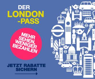 Sparen mit dem London Pass