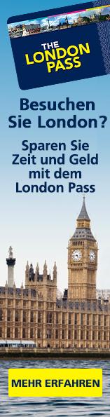 Der London Pass - Zeit und Geld sparen